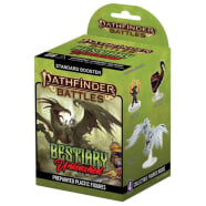 Pathfinder Battles: Bestiary Unleashed Booster Pack Thumb Nail