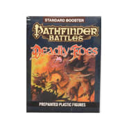 Pathfinder Battles: Deadly Foes Standard Booster Pack Thumb Nail