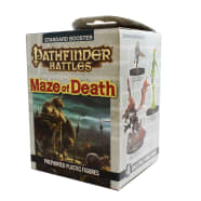 Pathfinder Battles: Maze of Death Standard Booster Pack Thumb Nail