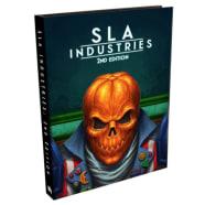 SLA Industries RPG: Second Edition Thumb Nail