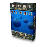D-Day Dice: 2nd Edition - Way to Hell Expansion Thumb Nail