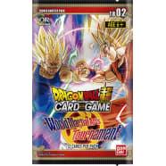 Dragon Ball Super TCG - World Martial Arts Tournament - Booster Pack Thumb Nail