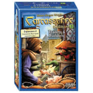Carcassonne Expansion 2: Traders & Builders (New Edition) Thumb Nail