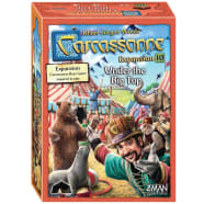 Carcassonne Expansion 10: Under the Big Top Thumb Nail