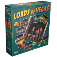 Lords of Vegas Board Game Thumb Nail