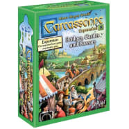 Carcassonne Expansion 8: Bridges, Castles and Bazaars Thumb Nail