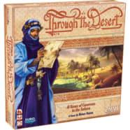 Through the Desert Thumb Nail