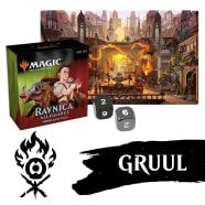 Ravnica Allegiance Prerelease Flight - Waterford - 12PM Noon Saturday - GRUUL Thumb Nail