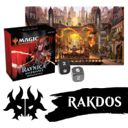 Ravnica Allegiance Prerelease Flight - Miami - 12PM Noon Sunday - RAKDOS Thumb Nail