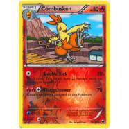 Combusken - 16/108 (Reverse Foil) Thumb Nail