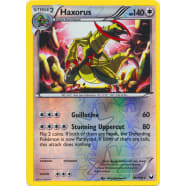 Haxorus - 89/108 (Reverse Foil) Thumb Nail