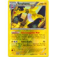 Ampharos - 40/124 (Reverse Foil) Thumb Nail