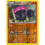 Claydol - 64/124 (Reverse Foil) Thumb Nail