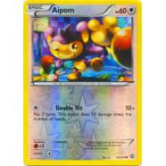 Aipom - 99/124 (Reverse Foil) Thumb Nail
