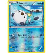 Oshawott - 37/113 (Reverse Foil) Thumb Nail