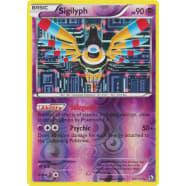 Sigilyph - 66/113 (Reverse Foil) Thumb Nail