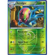Accelgor - 8/101 (Reverse Foil) Thumb Nail