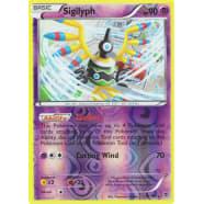 Sigilyph - 41/101 (Reverse Foil) Thumb Nail