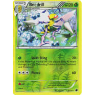 Beedrill - 3/116 (Reverse Foil) Thumb Nail