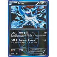 Absol - 67/116 (Reverse Foil) Thumb Nail