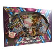 Pokemon - Bewear-GX Box Thumb Nail