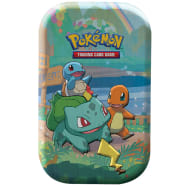 Pokemon - Celebrations Mini Tin - Kanto Starters Thumb Nail