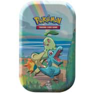 Pokemon - Celebrations Mini Tin - Johto Starters Thumb Nail