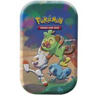 Pokemon - Celebrations Mini Tin - Galar Starters Thumb Nail