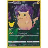Pikachu - 5/25 Thumb Nail
