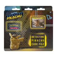 Pokemon - Detective Pikachu Case File Thumb Nail