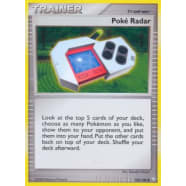Poke' Radar - 133/146 Thumb Nail