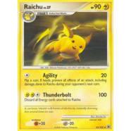 Raichu - 45/100 Thumb Nail