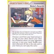 Bebe's Search - 109/123 Thumb Nail
