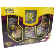 Pokemon - Dragon Majesty Figure Collection - Ultra Necrozma-GX Thumb Nail