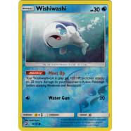 Wishiwashi - 31/70 (Reverse Foil) Thumb Nail