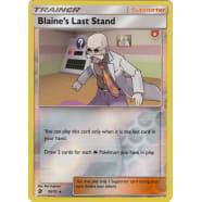 Blaine's Last Stand - 58/70 (Reverse Foil) Thumb Nail