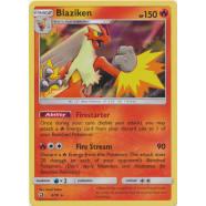 Blaziken - 6/70 Thumb Nail