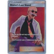 Blaine's Last Stand (Full Art)  - 69/70 Thumb Nail