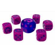 Pokemon - Dragon Majesty Dice Set of 6 + Bonus Die Thumb Nail