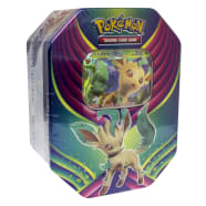 Pokemon - Evolution Celebration Tin - Leafeon-GX Thumb Nail