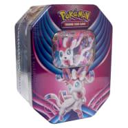 Pokemon - Evolution Celebration Tin - Sylveon-GX Thumb Nail