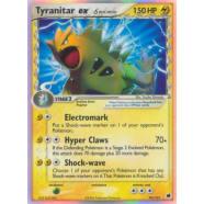 Tyranitar ex - 99/101 Thumb Nail