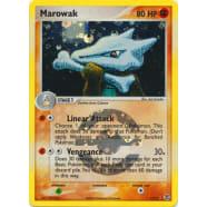 Marowak - 7/112 (Reverse Foil) Thumb Nail