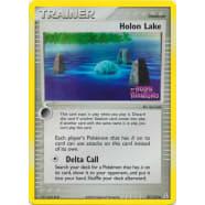 Holon Lake - 87/110 (Reverse Foil) Thumb Nail