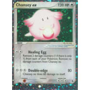 Chansey ex - 96/109 Thumb Nail