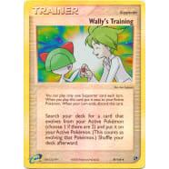 Wally's Training - 89/100 (Reverse Foil) Thumb Nail