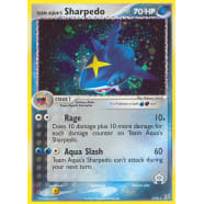 Team Aqua's Sharpedo - 5/95 Thumb Nail
