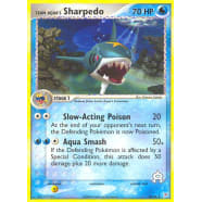Team Aqua's Sharpedo - 18/95 Thumb Nail
