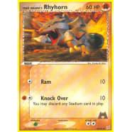 Team Magma's Rhyhorn - 68/95 Thumb Nail