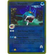 Team Aqua's Sharpedo - 18/95 (Reverse Foil) Thumb Nail